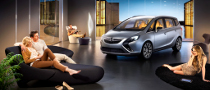 Opel Zafira Tourer Concept Details and Photos