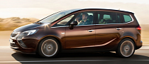 Opel Zafira Tourer Production Moving to Ruesselsheim in 2015
