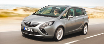 Opel Zafira Tourer to Be Shown in Frankfurt