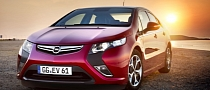 Opel Ampera Full Details and Image Gallery Released
