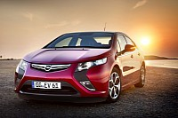 The new Opel Ampera