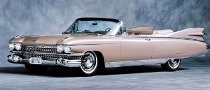 Open Top Cadillac to Bring Back the Past Glory