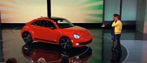 VW Delivers First Oprah Winfrey 2012 Beetles [Video]