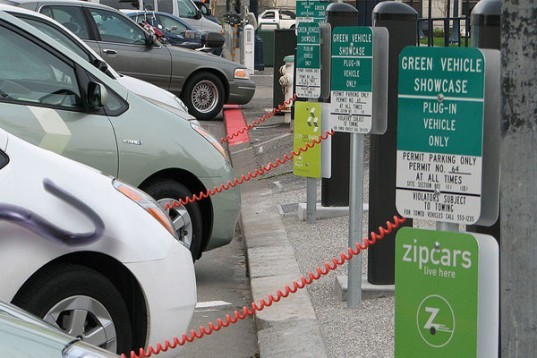 Oregon Next in Line for Electric Car Tax