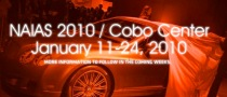Organizers Promise Great Show at 2010 NAIAS