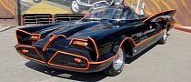 Original 1966 Batmobile, One Crime Fighting Oner, For Sale