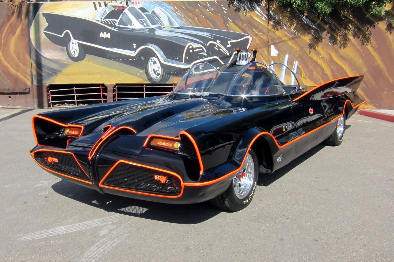 batmobile 1966 oner fighting crime autoevolution