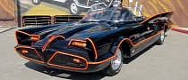 Original 1966 TV Series Batmobile Sells for $4.62 Million