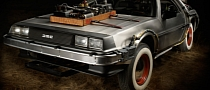 Original DeLorean DMC-12 Time Machine for Sale