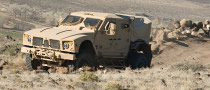 Oshkosh to Armor More M-ATVs