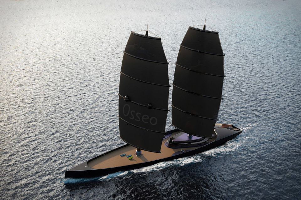 Osseo The Performance Sailing Yacht Perfect For A Millionaire Pirate Autoevolution