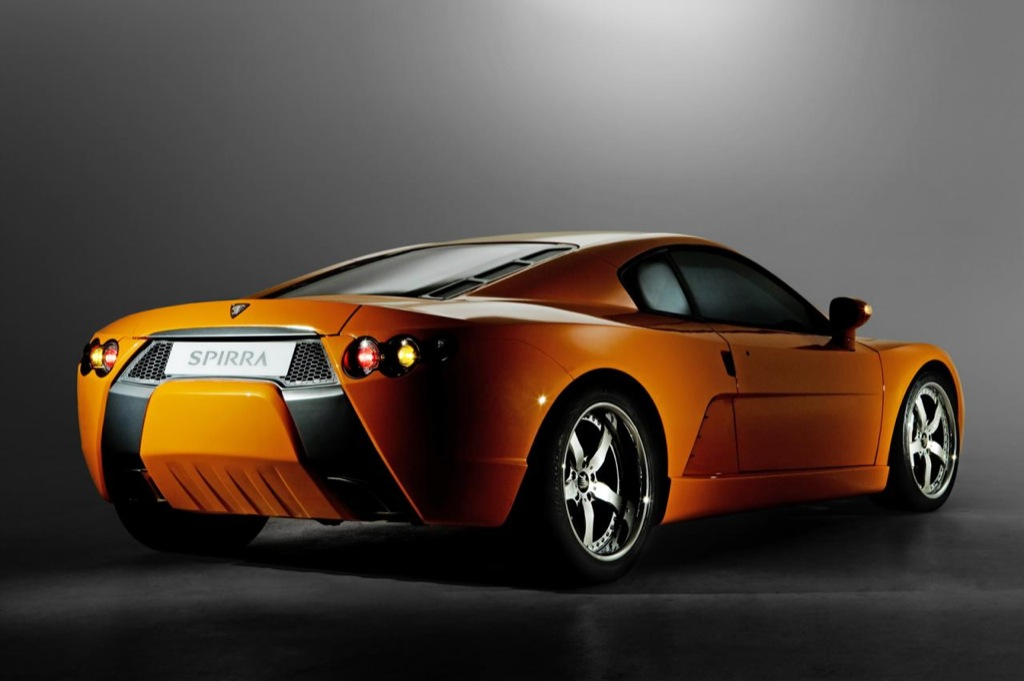 People Who Buy Junk Cars >> Oullim Spirra, South Korea's First Supercar - autoevolution