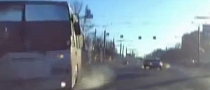Out of Control Buses Are Scary! [Video]
