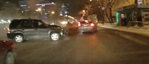 Out of Control Ford Escape Causes Triple Crash in Russia [Video]