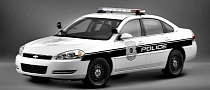 Over 36,000 Chevy Impala Police Cars Recalled