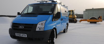 Over 400 Ford Transits Added to British Gas' Fleet