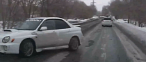 Overtaking Like a Boss in Russia [Video]