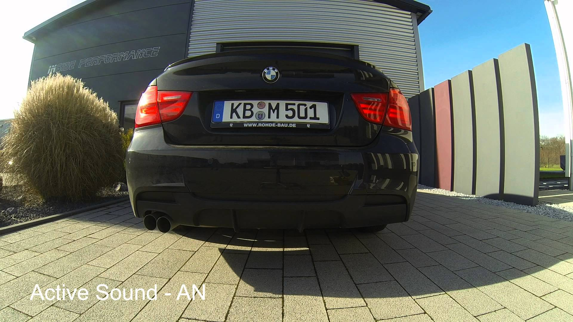 Own An E90 3 Series Diesel This Active Exhaust System Will Fix The Sound Autoevolution