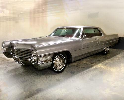 Own the 1965 Cadillac Coupe DeVille Don Dr Drove in Mad Men ...