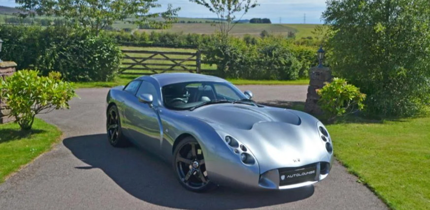 Own the Only TVR T440R On the Planet - autoevolution