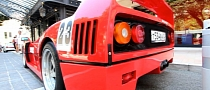 Owner Takes Ferrari F40 to the Car Wash in Monaco [Video]