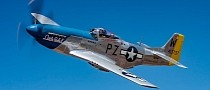 P-51 Mustang Little Rebel Honors a War Ace, Specced to WW2 Requirements