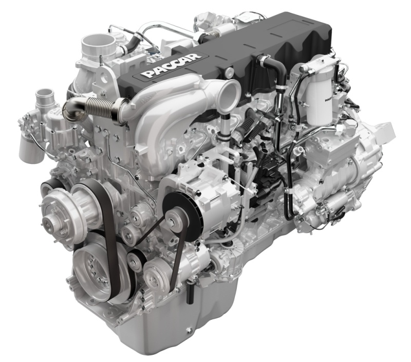 Paccar MX Engines Get CARB Certification - autoevolution