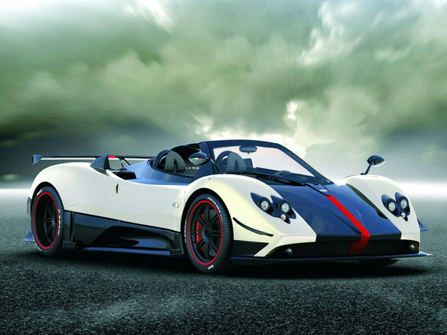 Pagani History in a Five-Part Doentary - autoevolution