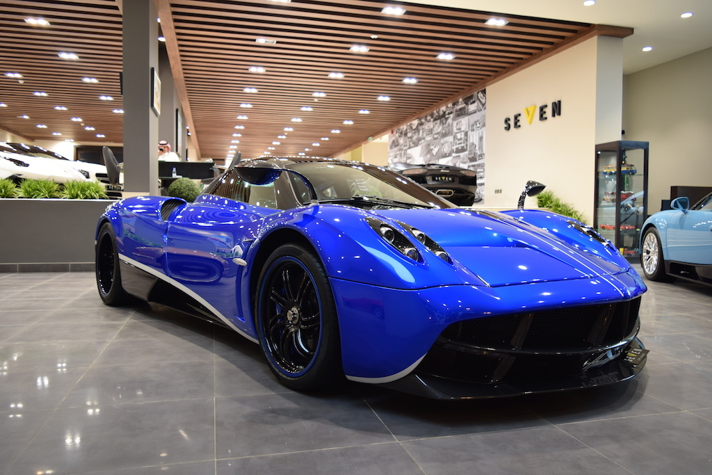 Pagani Huayra Chis Number 001 Is Now for Sale - autoevolution