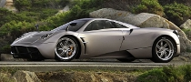Pagani Huayra Heads for the US