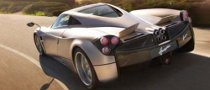 Pagani Huayra Photos Leaked