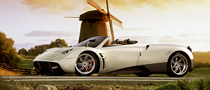 Pagani Huayra Roadster Rendering Hits the Web