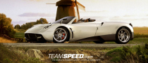 Pagani Huayra Roadster Coming Around 2014