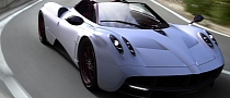 Pagani Huayra Roadster Rendered [Photo Gallery]
