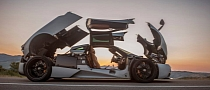 Pagani Huayra Shows Its Inner Demons