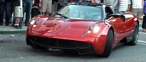 Pagani Huayra Starts Up Its Twin-Turbo 6-Liter [Video]