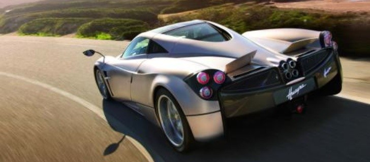 Pagani Huayra to Arrive Stateside in Mid-2013