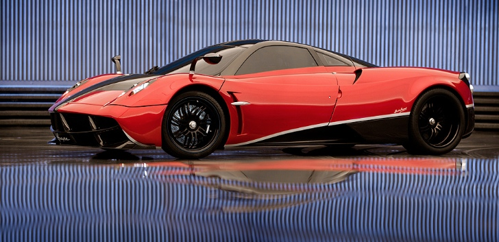 Pagani Huayra to Star in Transformers 4