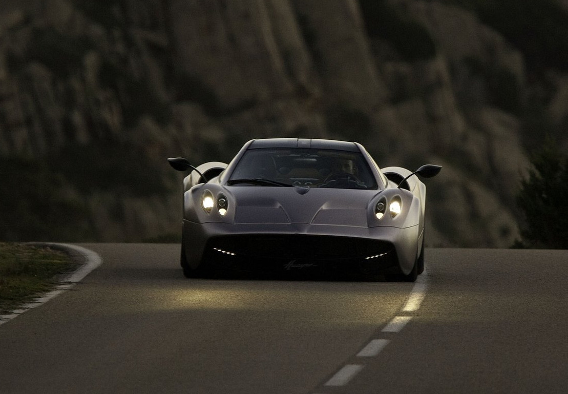 Pagani Mulling Indian Market Entry With Huayra - autoevolution