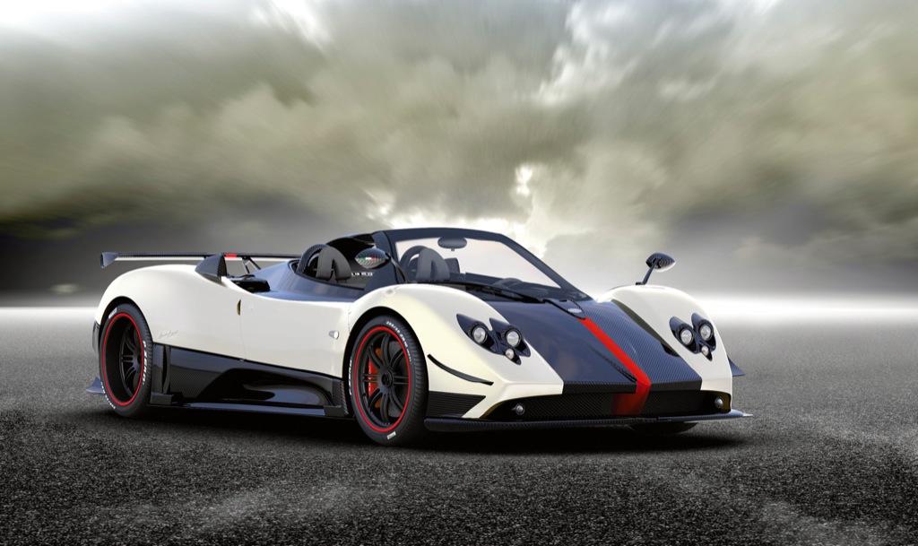 Pagani Zonda Cinque Roadster Details - autoevolution