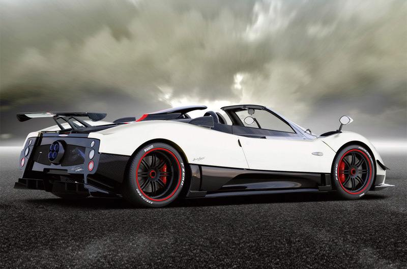 Pagani Zonda Cinque Roadster Readies For 2010 Mph Show Autoevolution