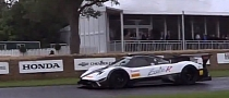 Pagani Zonda R Evo Shines at Goodwood [Video]