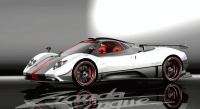 Only five Zonda Cinque will be built
