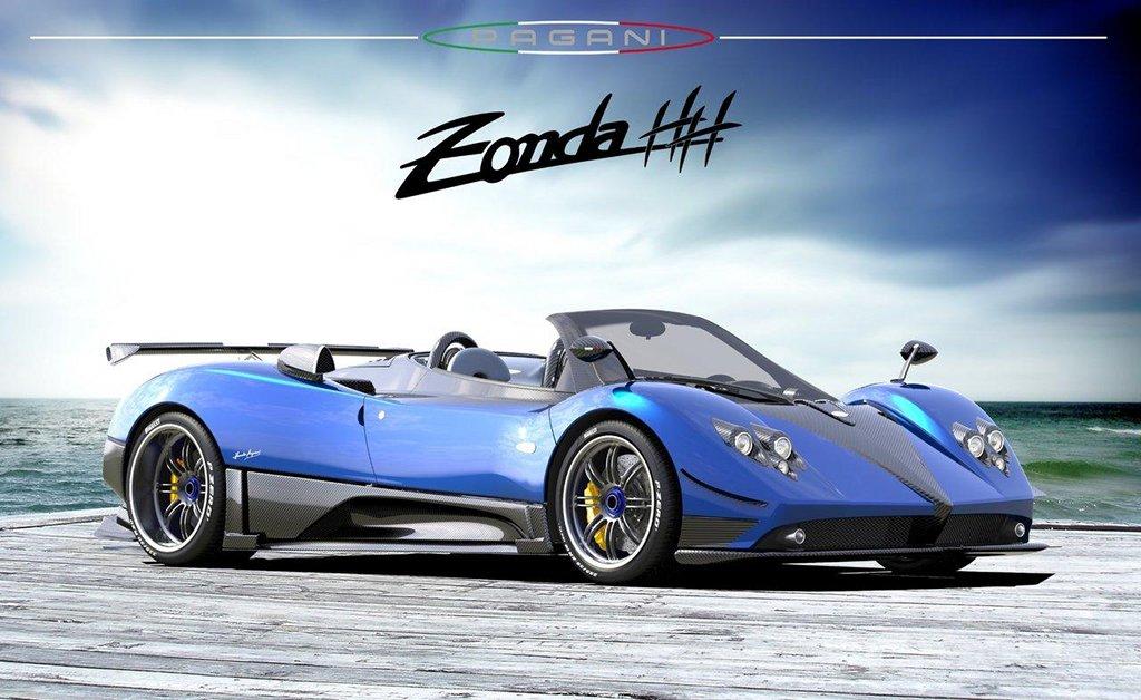 Pagani Zonda HH Owner Revealed - autoevolution