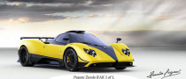 Pagani Zonda RAK One-Off Revealed