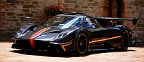 Pagani Zonda Revolucion Revealed [Photo Gallery]