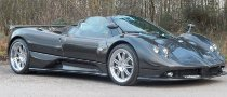Pagani Zonda Roadster F Clubsport Final Edition Up for Grabs