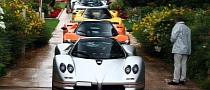 Pagani Zonda, the Shuttle to Heaven