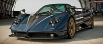 Pagani Zonda Tricolore for the Exotic Side of Geneva