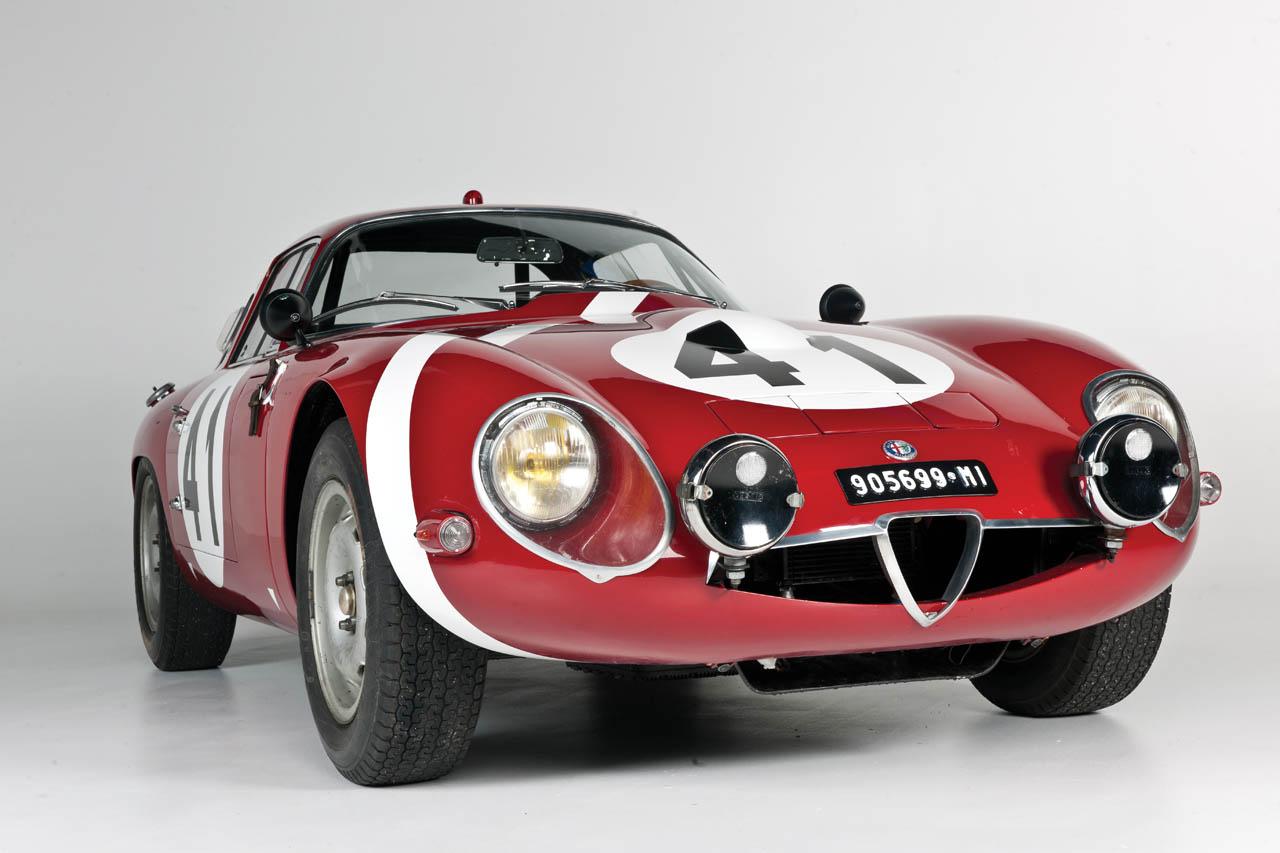 Pair Of Alfa Romeo Zagato Classics Heading To Villa D Este